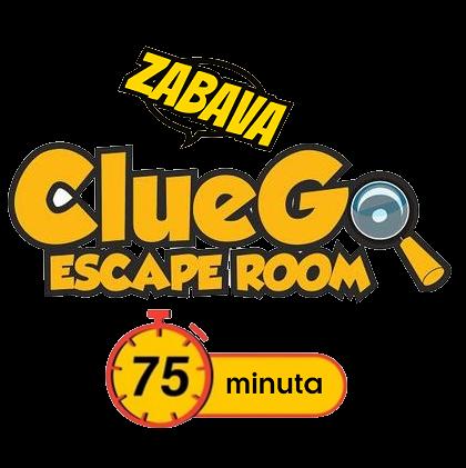 ClueGo Escape Room Zagreb logo